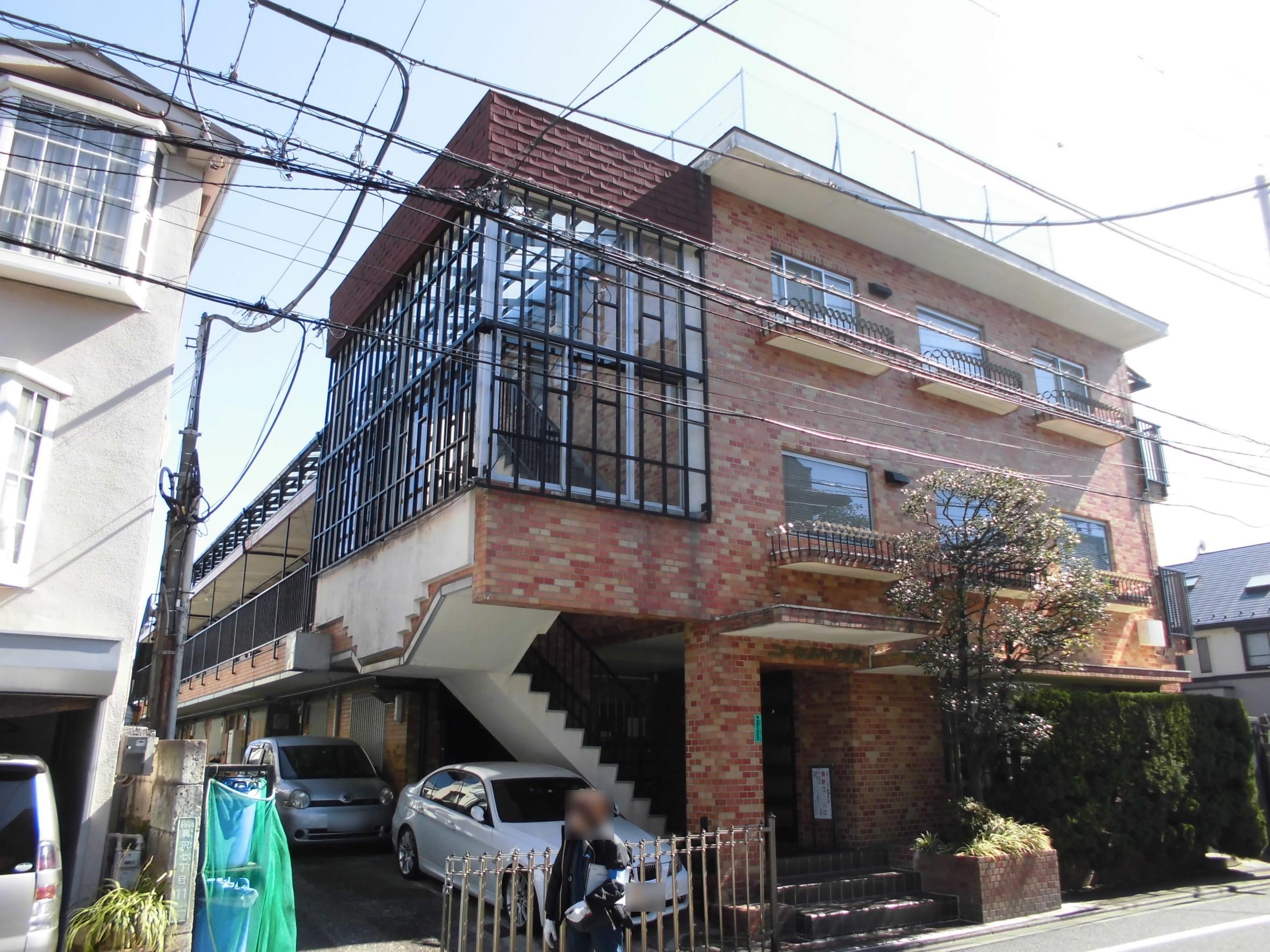 世田谷区 マンション大規模修繕工事