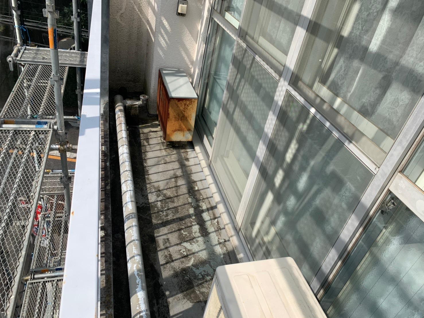 東久留米市のマンション修繕工事