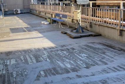 葛飾区 病院外壁及び屋上改修工事