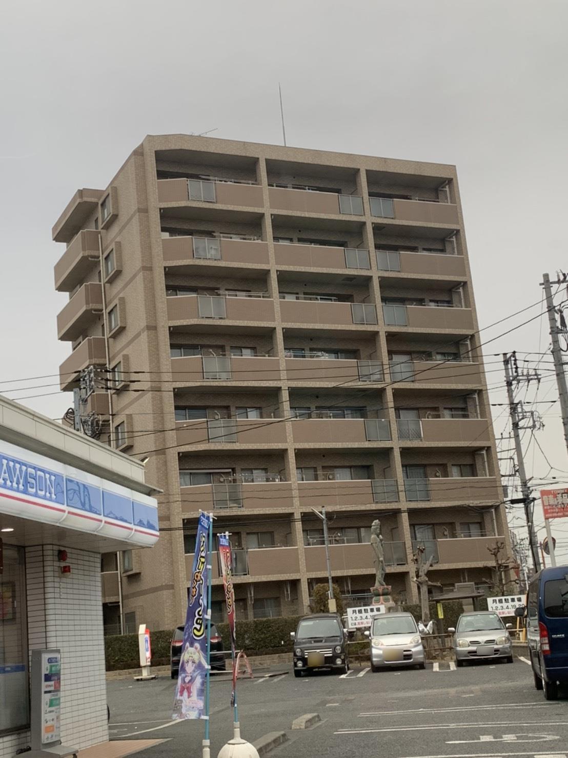 富士見市 大規模修繕工事